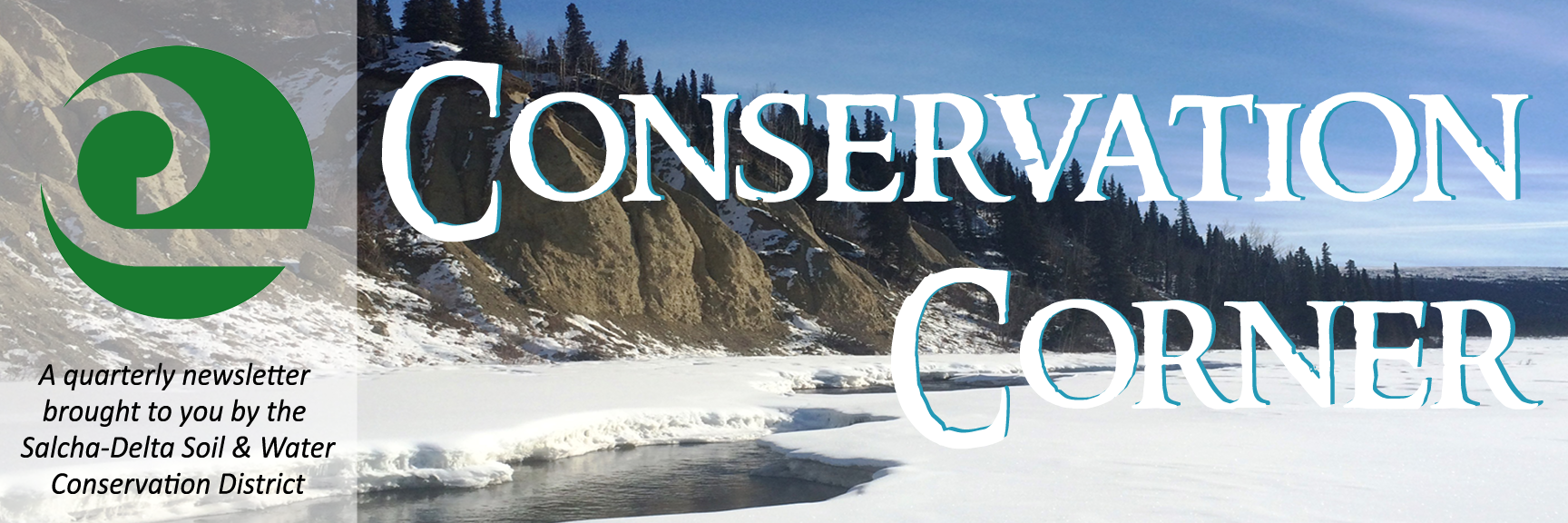 Conservation Corner newsletter